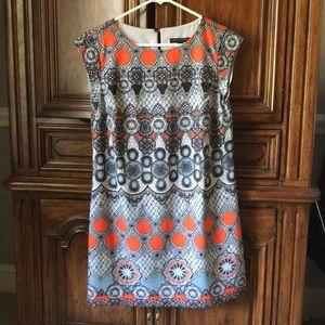 Printed Banana Republic Dress
